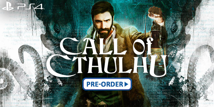 Call of Cthulhu, PS4, Japan, PlayStation 4, gameplay, features, release date, price, trailer, screenshots