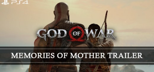 God of War, PS4, PlayStation 4, update, trailer, Memories of Mother, Santa Monica Studios, Sony Interactive Entertainment