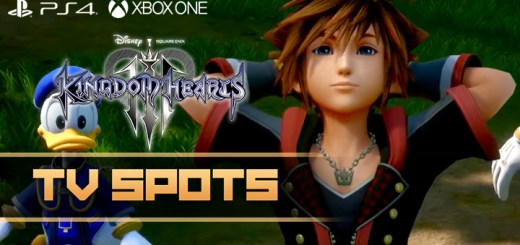 Kingdom Hearts III, Square Enix, PS4, XONE, US, Europe, Australia, Japan, update, Square Enix, screenshots, trailer, update, TV Spots