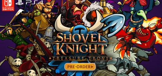 Shovel Knight: Treasure Trove, Yacht Club Games, Nintendo Switch, release date, price, gameplay, features, trailer, US, North America, game, PS4, PlayStation 4