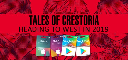 Tales of Crestoria, smartphones, android, iOS, West, release date, gameplay, features, announced, English Version, Bandai Namco, update, Twitter