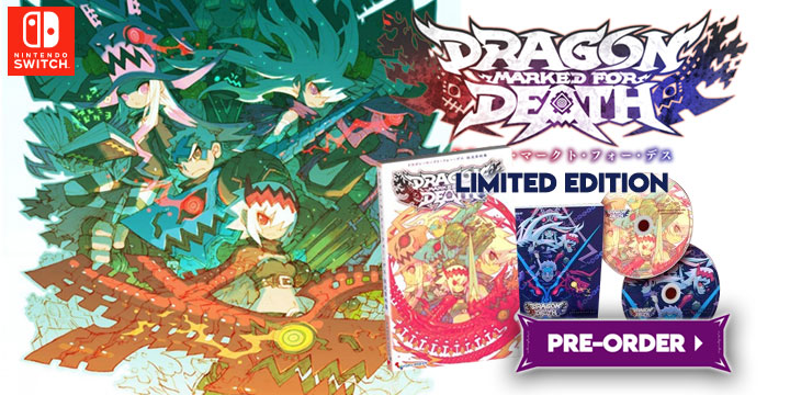 Dragon Marked for Death, Nintendo Switch, Switch, Japan, gameplay, features, release date, price, trailer, screenshots