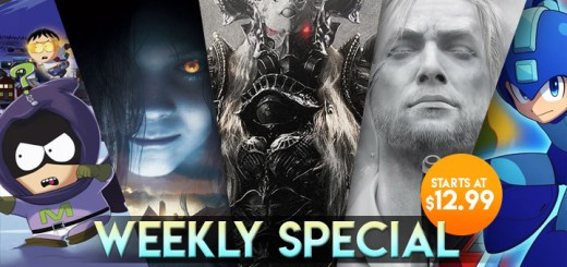WEEKLY SPECIAL: Mega Man 11, Final Fantasy XIV: Stormblood, & More!