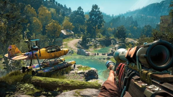 Far Cry New Dawn New Trailer Gameplay Videos And Screenshots