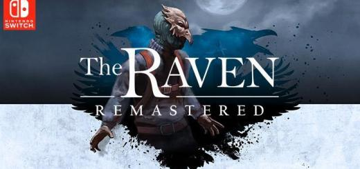 The Raven Remastered, The Raven. Switch, Nintendo Switch, US, Europe, gameplay, features, release date, price, trailer, screenshots, THQ Nordic