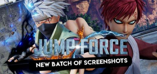 Jump Force, PlayStation 4, Xbox One, release date, gameplay, price, features, US, North America, Europe, update, news, new screenshots, Naruto characters