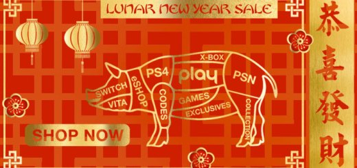 Lunar New Year Sale