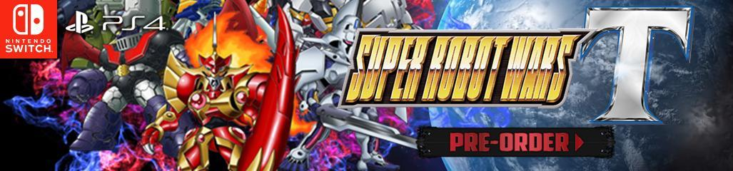 Super Robot Wars T, PlayStation 4, Nintendo Switch, Japan, release date, gameplay, features, screenshots, trailer, English, Bandai Namco, price, pre-order, screenshots, update, new trailer, second trailer, Super Robot Taisen T, スーパーロボット大戦T