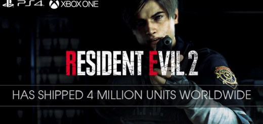 Resident Evil 2, PS4, XONE, PlayStation 4, Xbox One, gameplay, features, release date, price, trailer, screenshots, US, Europe, Australia, Japan, Asia, update, sales, units, shipment