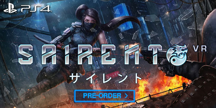 Sairento VR, Perpetual Games, Europe, PlayStation 4, PSVR, release date, gameplay, features, price, game, pre-order