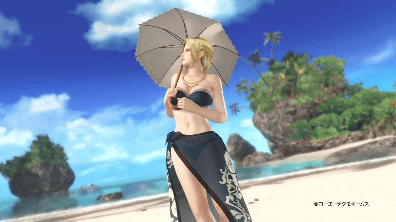 Dead or Alive Xtreme 3: Scarlet, Dead or Alive Xtreme 3, Dead or Alive, Koei Tecmo, Team Nija, PS4, Switch, Japan, Asia, gameplay, features, release date, price, trailer, screenshots, update, news,Helena & Kokoro, new trailer