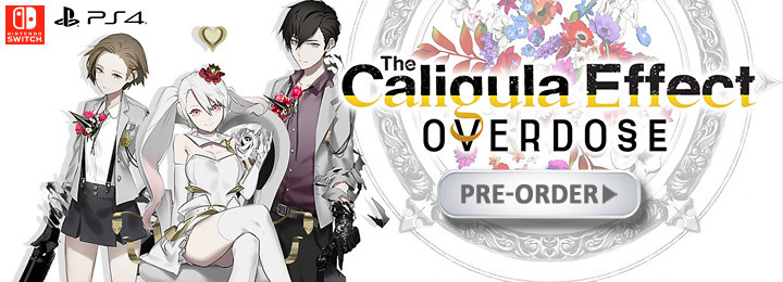 The Caligula Effect: Overdose, Caligula: Overdose, Caligula Overdose, PlayStation 4, US, North America, Europe, PAL, release date, gameplay, features, price, game, update, pre-order, new trailer, The Ostinato Musicians, update