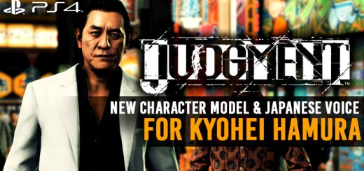Judgment, Project Eyes, Sega, PS4, PlayStation 4, US, Europe, gameplay, features, release date, price, trailer, screenshots, update, Western release, localization, Kyohei Hamura, new character model, new voice actor