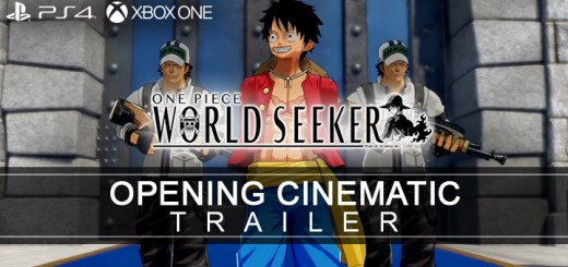 One Piece, One Piece: World Seeker, PS4, PlayStation 4, Xbox One, US, North America, Europe, PAL, Australia, Japan, Asia, release date, gameplay, features, price, game, Bandai Namco, update, opening cinematic trailer, new trailer