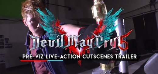 Devil May Cry 5, Capcom, Devil May Cry, PS4, XONE, PlayStation 4, Xbox One, update, Pre-Viz Live Action Cutscenes Trailer