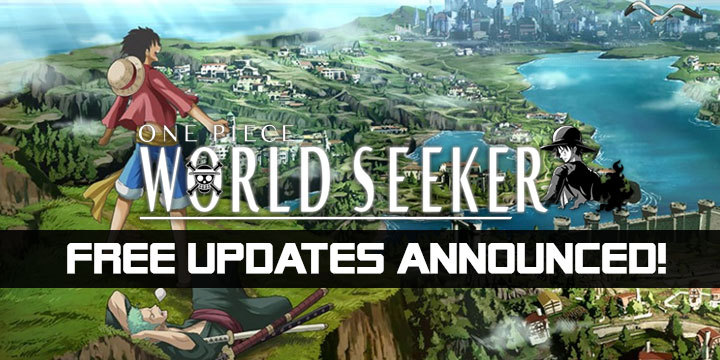 One Piece: World Seeker To Receive Photo Mode & More As Free
