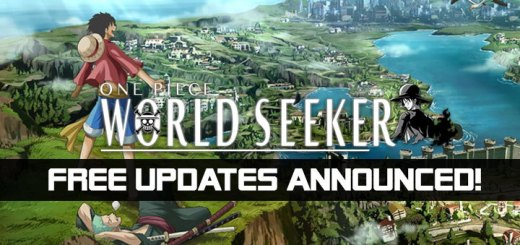 One Piece: World Seeker, PS4, Xbox One, XONE, PlayStation 4, photo mode, update, news, Asia, US, Europe, Japan, North America, Australia