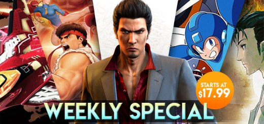WEEKLY SPECIAL: Yakuza 6, Steins;Gate, Raiden V, & More!