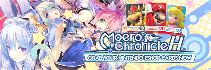 Moero Chronicle H, Moero Chronicle Hyper, Compile Heart, Nintendo Switch, Switch, release date, gameplay, trailer, price, digital, West, North America, Europe, new, update
