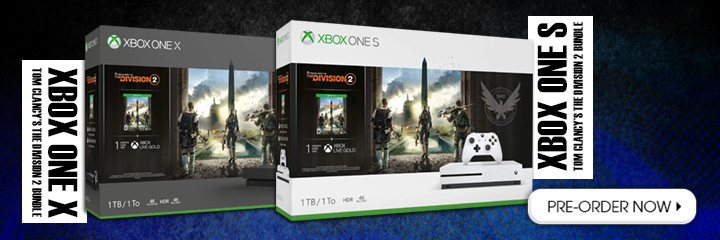 New Xbox One Bundles and Controller Available for Pre-order!