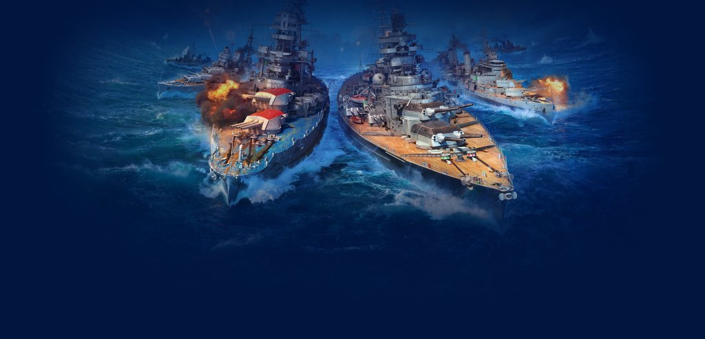 World of Warships Legends for PS4 and XB1 – Big is better
