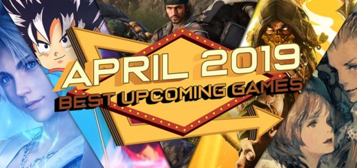 April 2019 Best Upcoming Games, Best Upcoming Games, Upcoming Games, pre-order, Switch, Nintendo switch, ps4, PlayStation 4, Xbox One, games