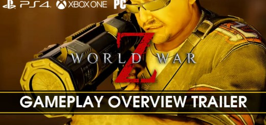 World War Z, PS4, XONE, PlayStation 4, Xbox One, US, Europe, Mad Dog Games, update, gameplay overview trailer