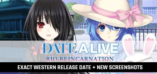 Date A Live: Rio Reincarnation, PlayStation 4, North America, US, West, Idea Factory, pre-order, release date, price, gameplay, features, new screenshots, update, news
