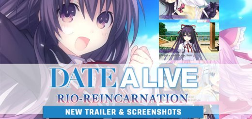 Date A Live: Rio Reincarnation, PlayStation 4, North America, Europe, US, West, Idea Factory, pre-order, release date, price, gameplay, features, update, news, new trailer, new screenshots, Tohka Yatogami, character trailer