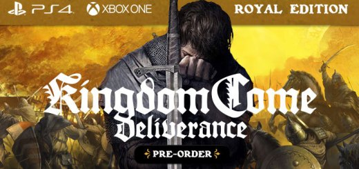 Kingdom Come: Deliverance [Royal Edition], Kingdom Come: Deliverance, pre-order, release date, price, gameplay, features, US, North America, PlayStation 4, PS4, Xbox One, Deep Silver, trailer