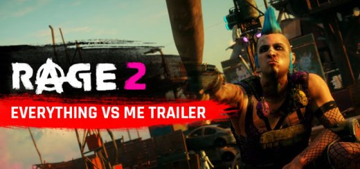 Rage 2, Bethesda, PS4, XONE, Windows, PC, PlayStation 4, Xbox One, US, Europe, Asia, update