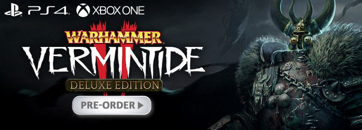 Warhammer: Vermintide 2 Deluxe Edition Goes Physical for PS4