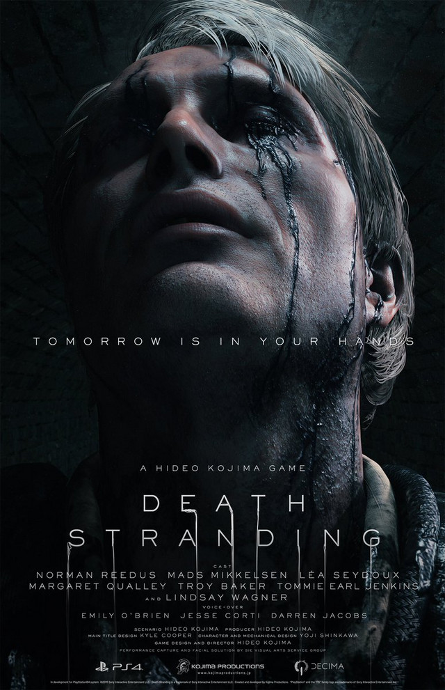 Death Stranding, PlayStation 4, North America, US, Europe, game, new teaser video, teaser video, news, update, release date