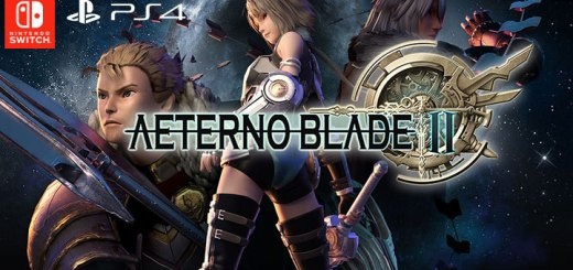 AeternoBlade, AeternoBlade II, PS4, Nintendo Switch, Switch, PlayStation 4, Europe, PQube, Pre-order