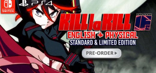 Kill la Kill The Game: IF, Kill la Kill, Ps4, Switch, PlayStation 4, Nintendo switch, Asia, gameplay, features, release date, price, trailer, pre-order, Multi-Language, English, Limited Edition, screenshots