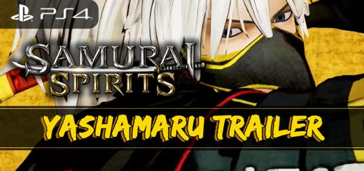 Samurai Spirits, Samurai Shodown, SNK, PS4, PlayStation 4, Japan, Europe, Asia, update, traler, Yashamaru
