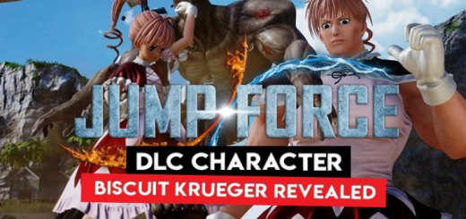 Jump Force, PlayStation 4, Xbox One, gameplay, price, features, US, North America, Europe, update, news,  DLC, new screenshots, Biscuit Krueger