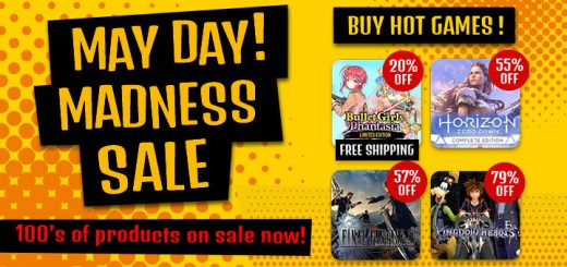 May Day! Madness Sale