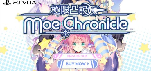 Moe Chronicle, PS VITA, VITA, PlayStation Vita, Compile Heart, Idea Factory, Idea Factory International, Sony Computer Entertainment, Asia, Southeast Asia, price, buy, order, English, Chinese, English subs