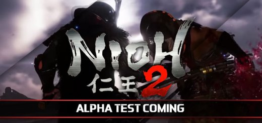 Nioh 2, Nioh, PS4, PlayStation 4, Team Ninja, US, Europe, update, alpha test