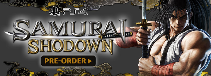 Samurai Spirits, Samurai Shodown, SNK, PS4, PlayStation 4, Japan, update, traler, Charlotte