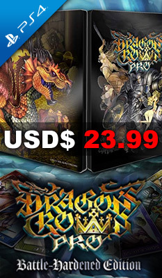 Dragon's Crown Pro [Battle-Hardened Edition], Atlus