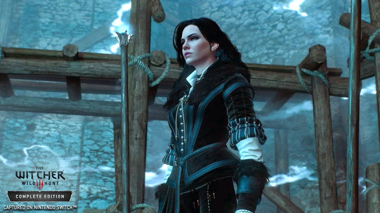 Play The Witcher 3: Wild Hunt Complete Edition On-the-Go