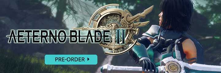 AeternoBlade II, AeternoBlade 2, Nintendo Switch, Switch, release date, gameplay, features, price, pre-order, Europe, PQube