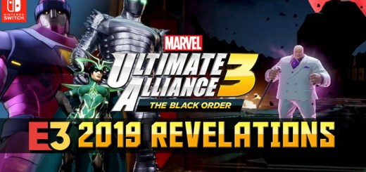 europe, us, north america, japan, features, price, gameplay, pre-order, nintendo, nintendo switch, switch, Marvel Ultimate Alliance 3: The Black Order, release date, update, news, new gameplay, E3, E3 2019