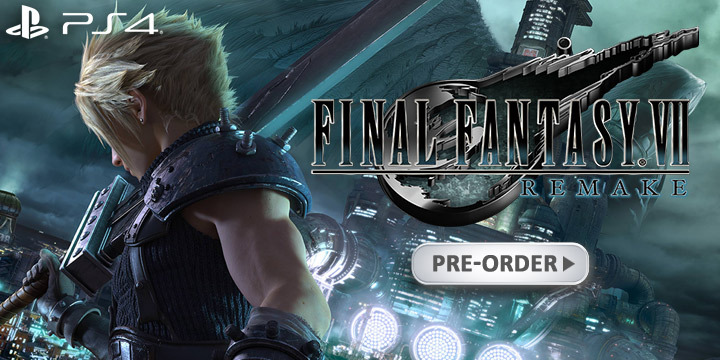 Final Fantasy, Final Fantasy VII Remake, Square Enix, PS4, PlayStation 4, release date, features, E3, E3 2019, price, pre-order, Japan, Europe, US, North America