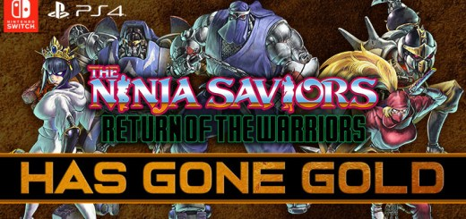 The Ninja Saviors, The Ninja Saviors: Return of the Warriors, The Ninja Saviors: Return of the Warriors (Multi-Language), Multi-language, English, Asia, Nintendo Switch, Switch, H2 Interactive, Pre-order, The Ninja Warriors: Again, The Ninja Warriors: Once Again, update, gone gold