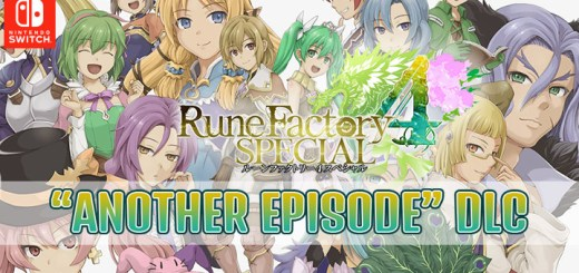 Rune Factory 4 Special, Switch, Nintendo Switch, features, price, release date, pre-order, Japan, Asia, regular edition, standard version, news, update, opening movie, Another Episode, DLC