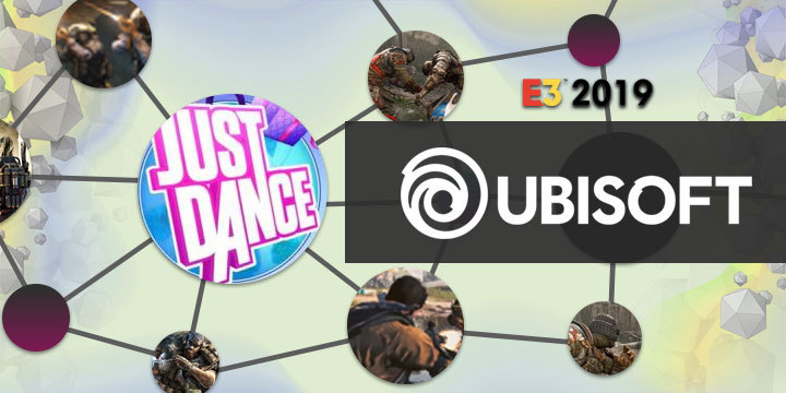 Ubisoft, E3 2019, E32019, E3, games, announcements, press conference, news