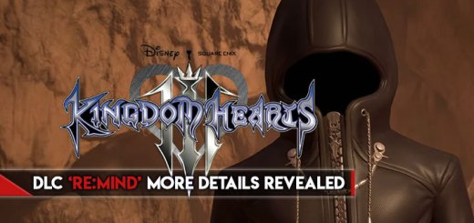 Kingdom Hearts III, Square Enix, PS4, XONE, US, Europe, Australia, Japan, update, Square Enix, screenshots, trailer, update, DLC, Re:Mind DLC, E3, E3 2019, news